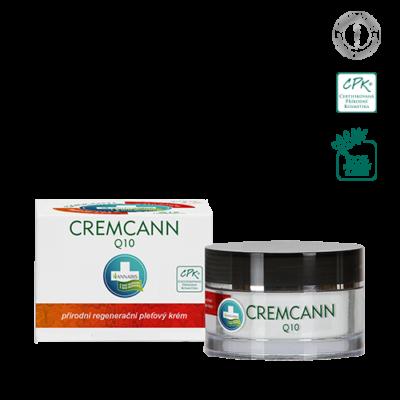 Annabis Cremcann Q10 přírodní pleťový krém