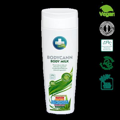 Annabis Bodycann přírodní tělové mléko