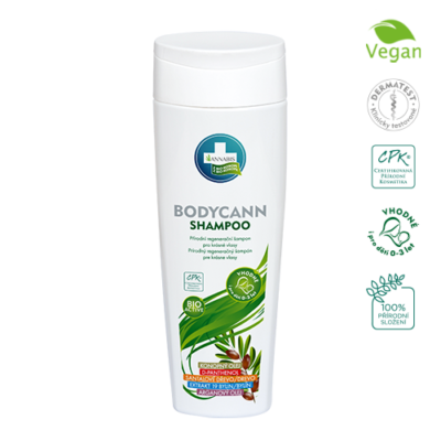 Annabis Bodycann přírodní šampon