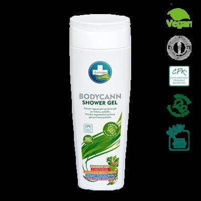 Annabis Bodycann přírodní sprchový gel