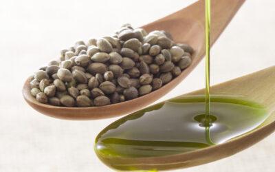 Konopný olej versus ostatní rostlinné oleje
