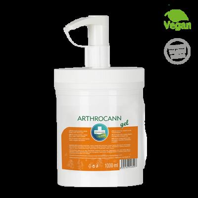 Annabis Arthrocann konopný gel na masáž