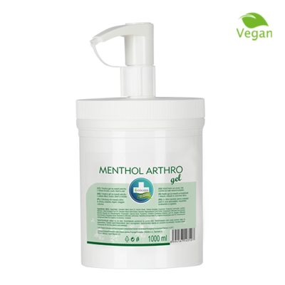 Annabis Arthro menthol konopný gel