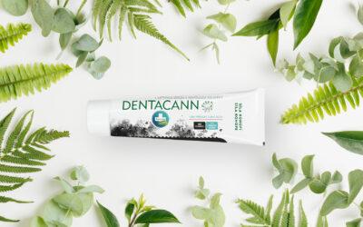PODÍVEJME SE NAŠÍ NOVINCE NA ZOUBEK – 100% přírodní konopná zubní pasta Dentacann