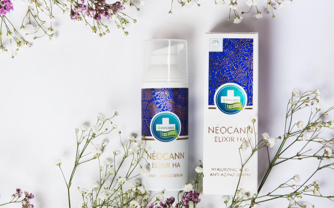 Annabis Néocamm elixir HA anti-aging